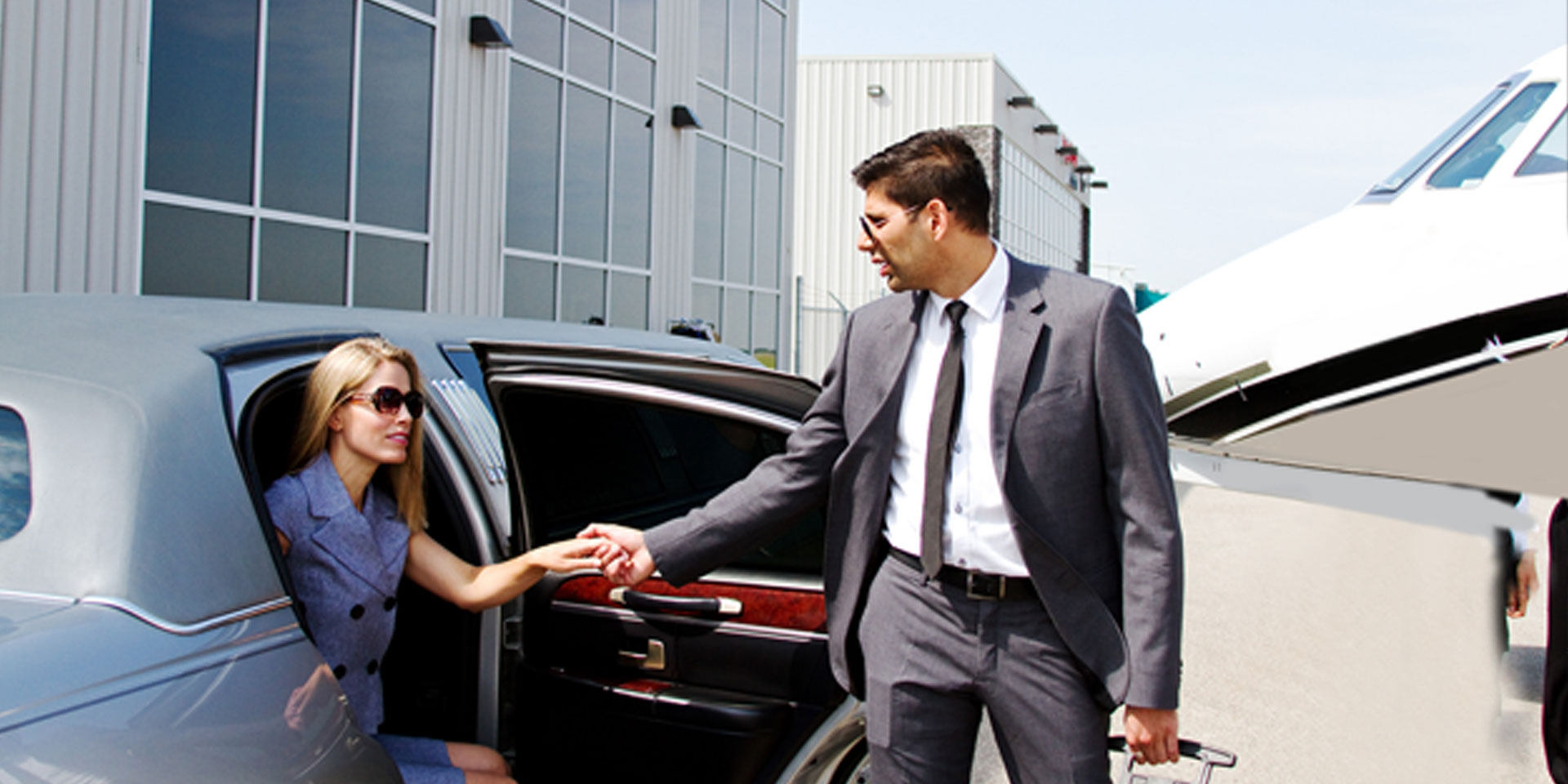 Luxury Airport Transportation Service